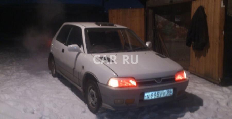 Daihatsu Charade, Ангарск