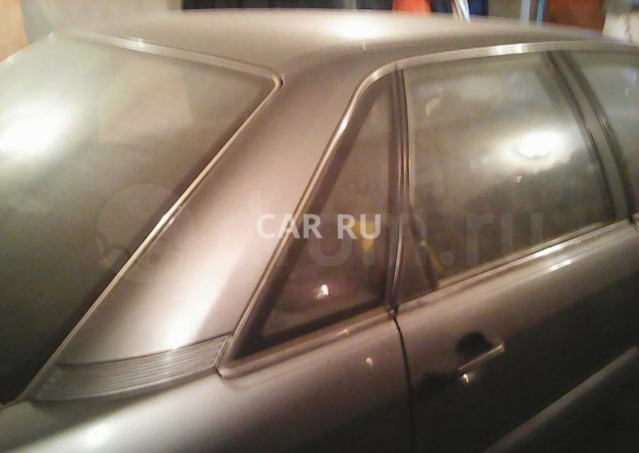 Audi 100, Ангарск