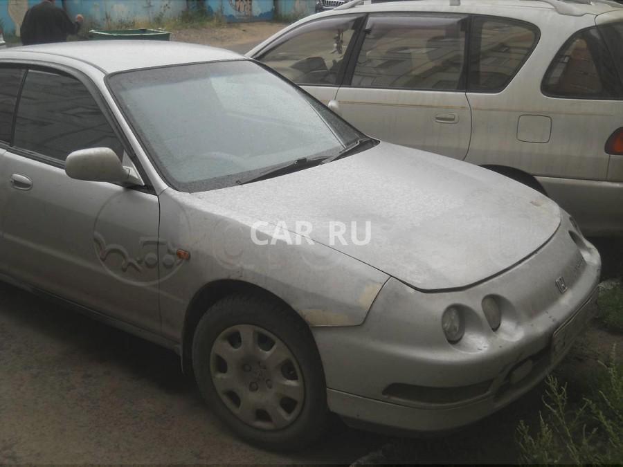 Honda Integra, Барнаул