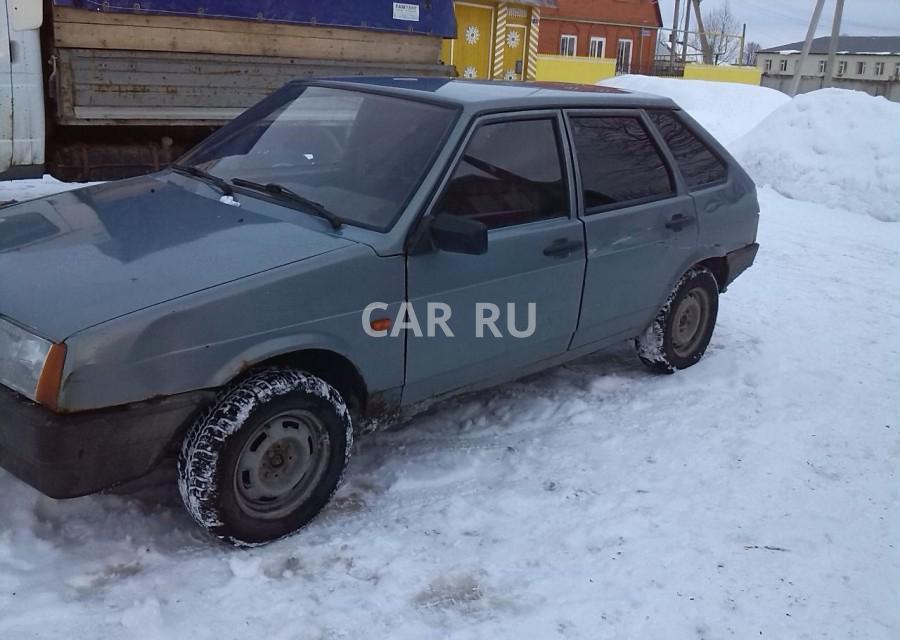 Lada 2109, Арск
