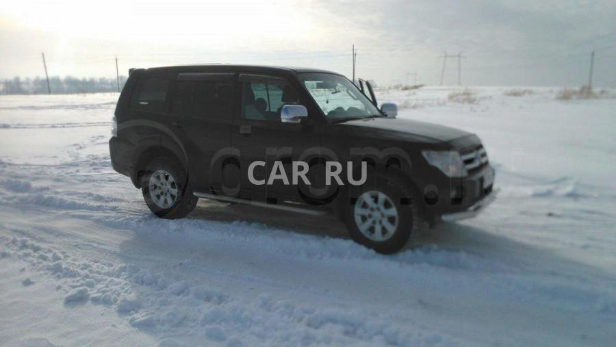 Mitsubishi Pajero, Барнаул