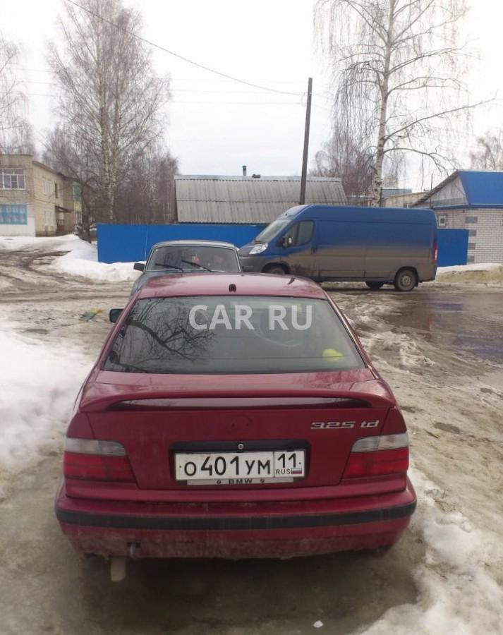 BMW 3-series, Ардатов