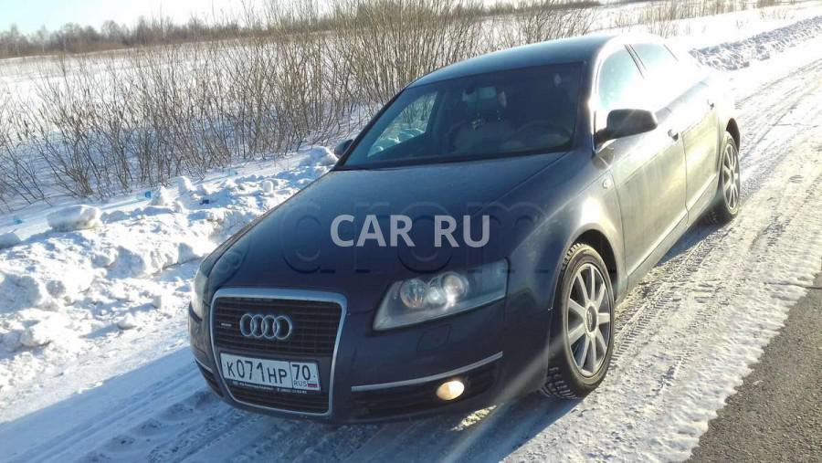 Audi A6, Анжеро-Судженск