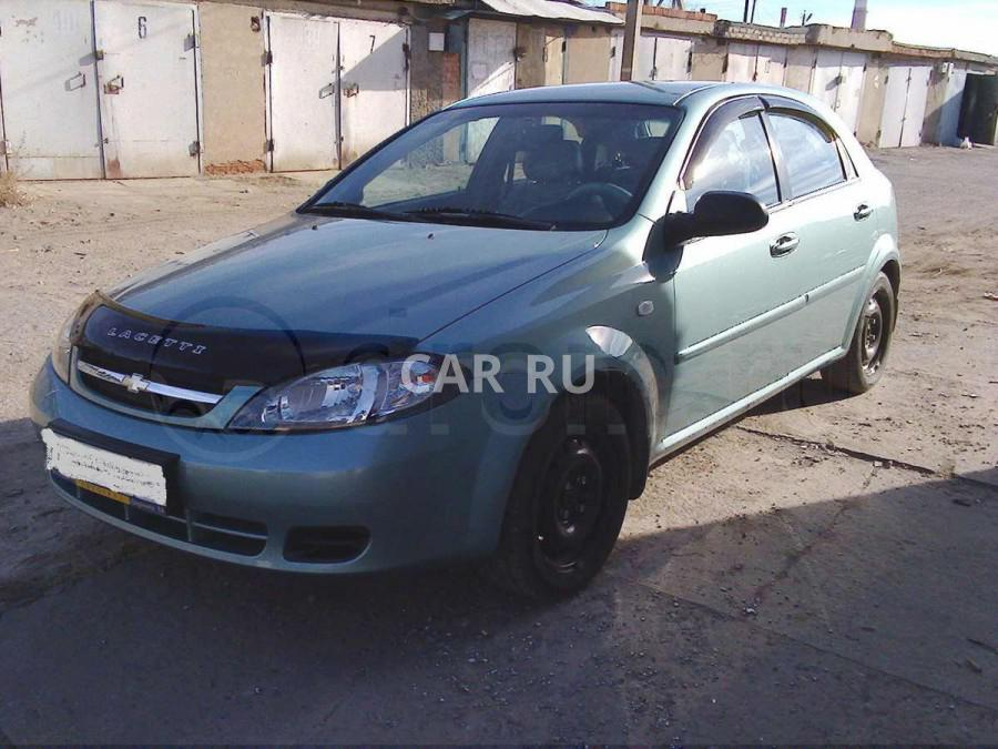 Chevrolet Lacetti, Астрахань