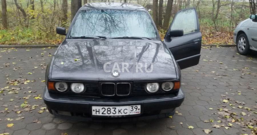 BMW 5-series, Балтийск