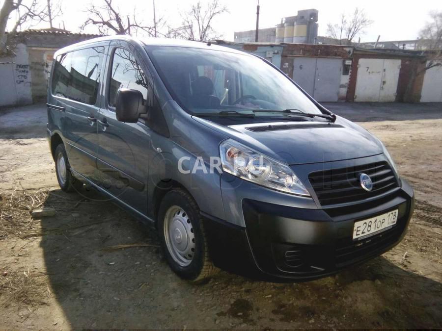 Fiat Scudo, Астрахань