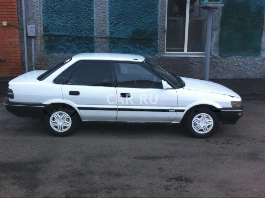 Toyota Sprinter, Алтайское