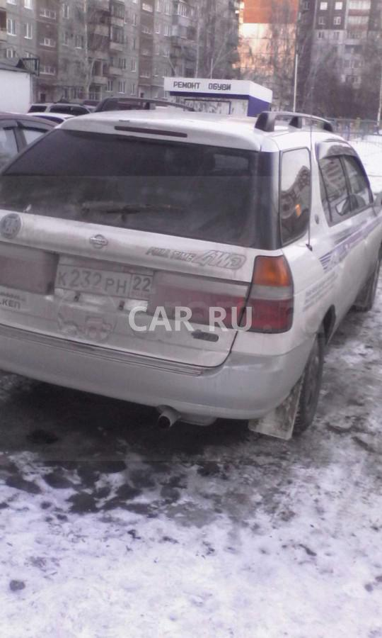 Nissan R'nessa, Барнаул