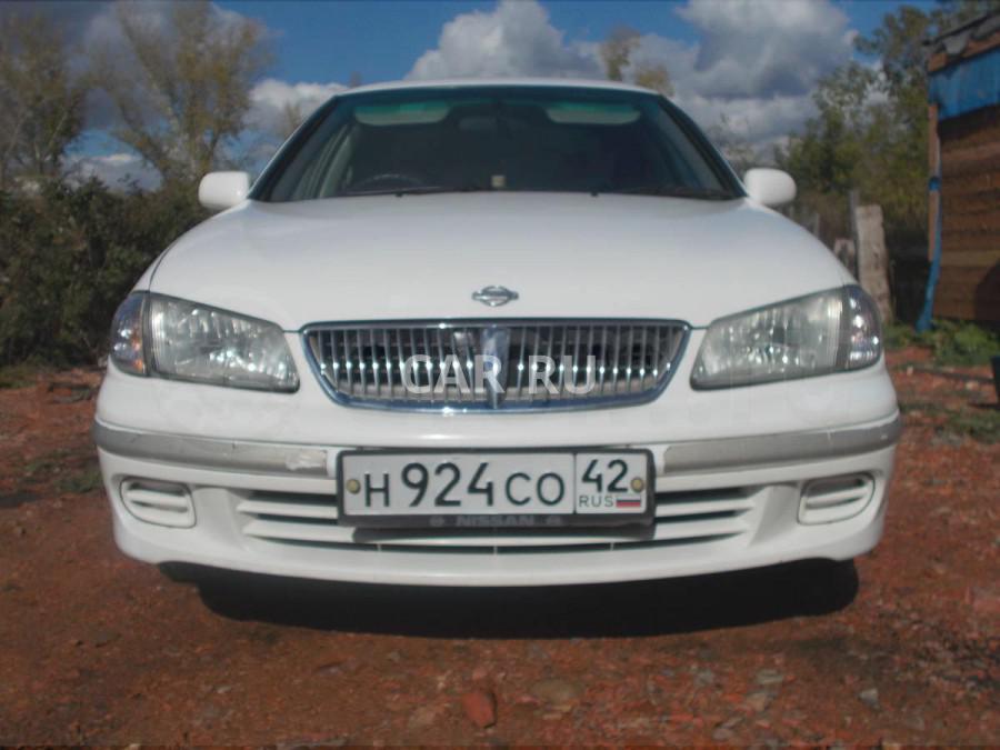 Nissan Bluebird Sylphy, Белово