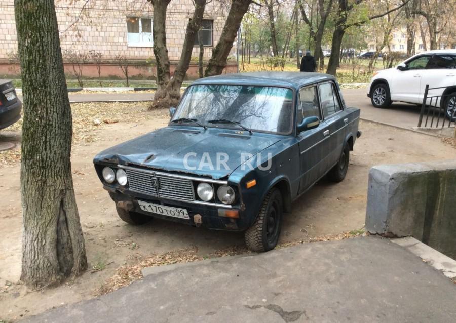 Lada 2106, Балашиха