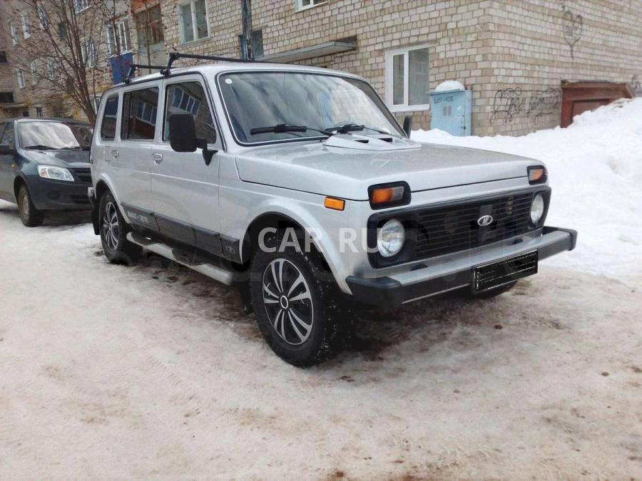 Lada 2131, Белебей