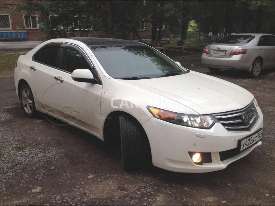 Honda Accord, Ачинск