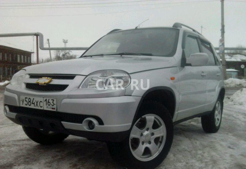 Chevrolet Niva, Безенчук