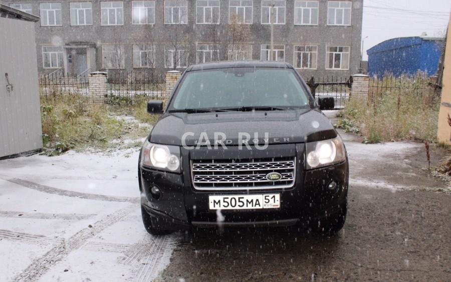 Land Rover Freelander, Апатиты