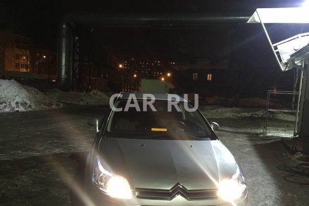 Citroen C4, Архангельск