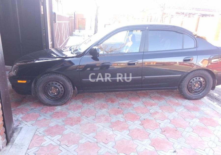 Hyundai Elantra, Батайск
