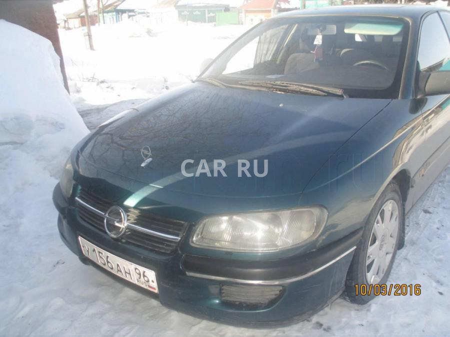 Opel Omega, Барабинск