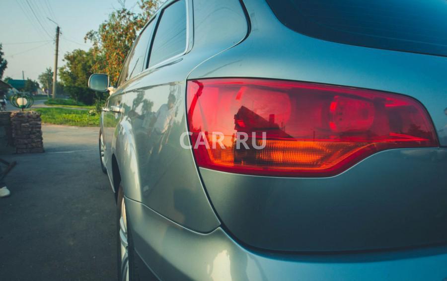 Audi Q7, Алатырь