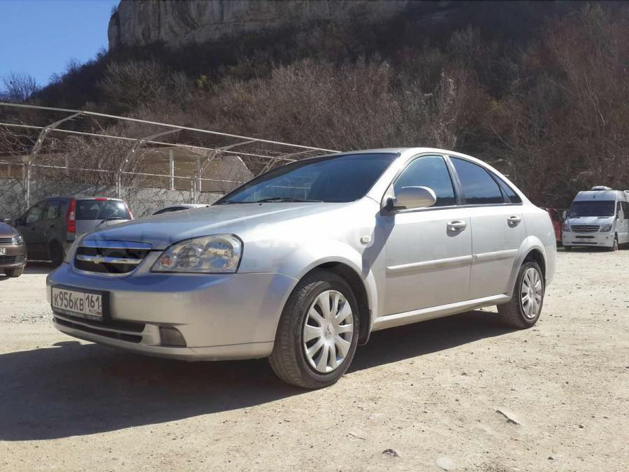 Chevrolet Lacetti, Бахчисарай