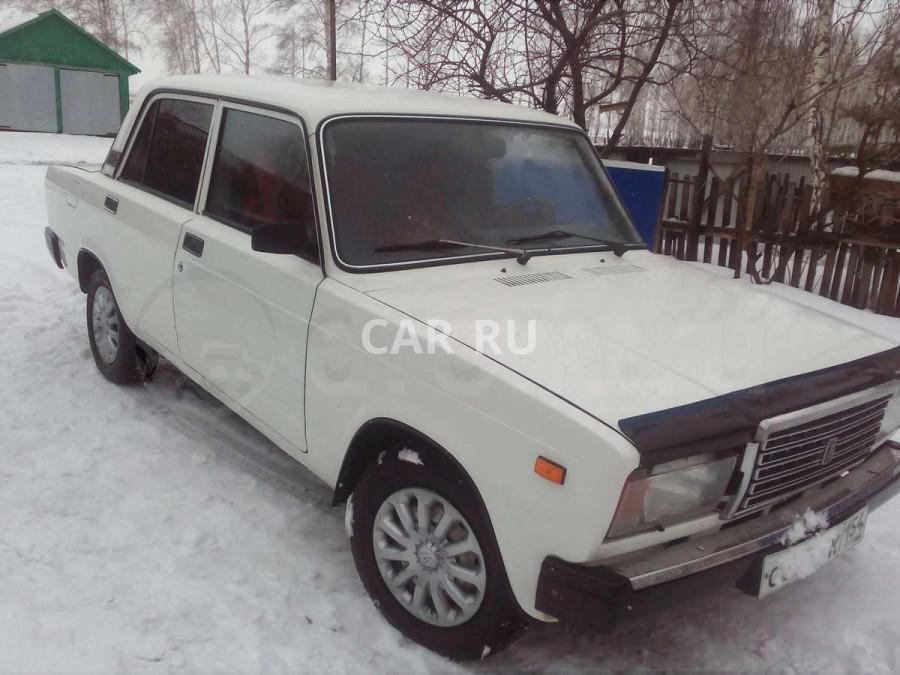 Lada 2107, Баган