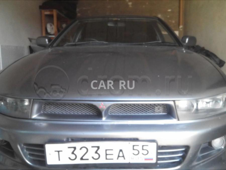 Mitsubishi Galant, Анапа