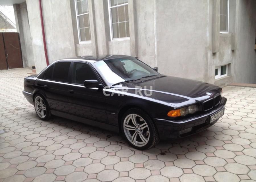 BMW 7-series, Баксан
