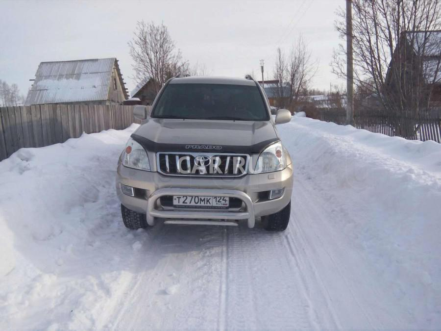 Toyota Land Cruiser Prado, Ачинск