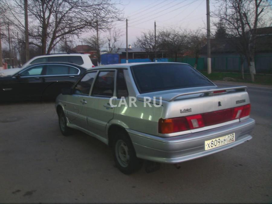 Lada 2115, Армавир