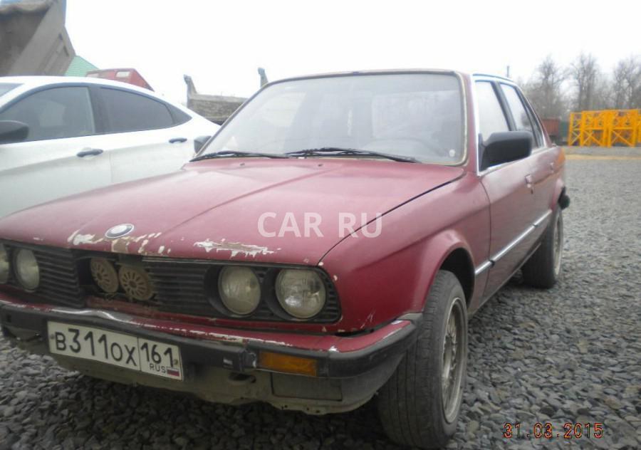 BMW 3-series, Аксай