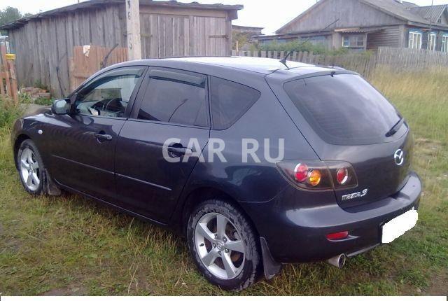 Mazda 3, Александровск