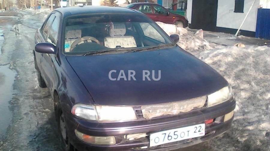 Toyota Carina, Алейск