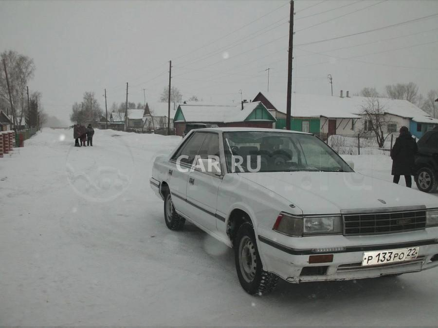 Nissan Laurel, Алейск