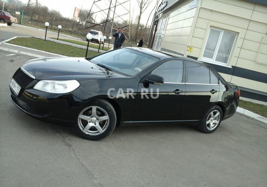 Chevrolet Epica, Алексеевка