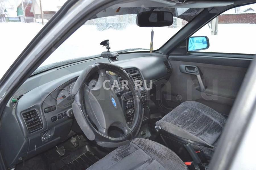 Lada 2112, Барнаул