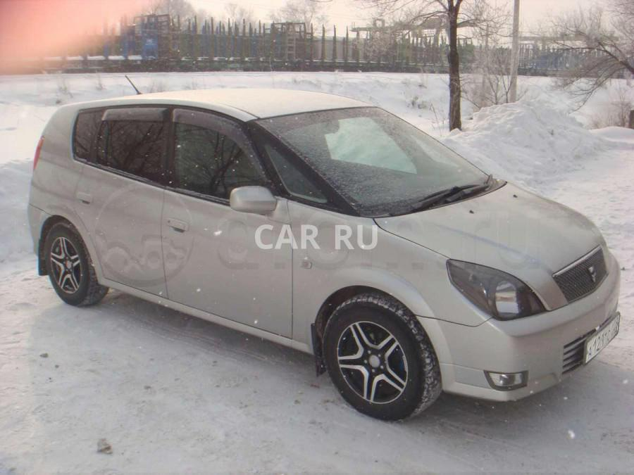 Toyota Opa, Арсеньев