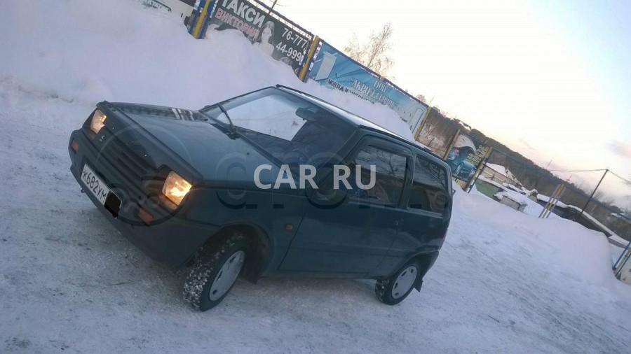 Lada 1111 Ока, Ачинск