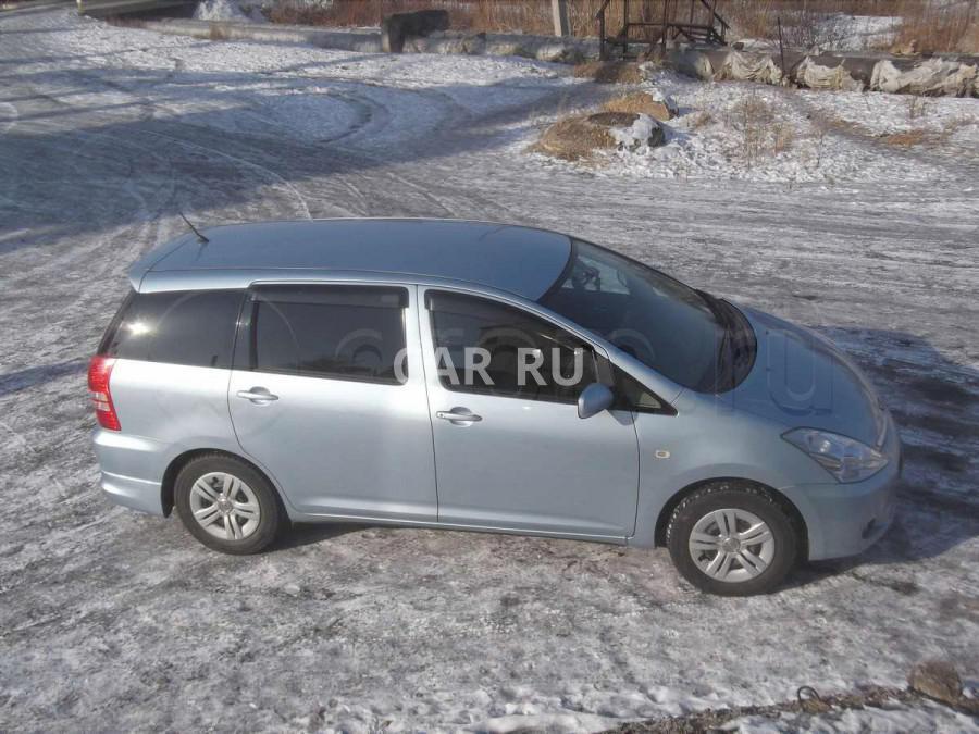 Toyota Wish, Арсеньев