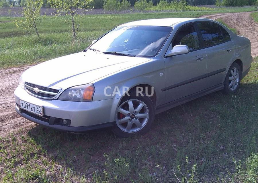 Chevrolet Evanda, Астрахань