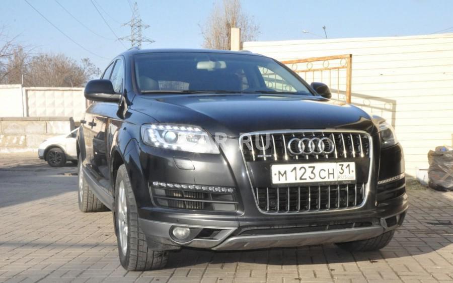 Audi Q7, Белгород