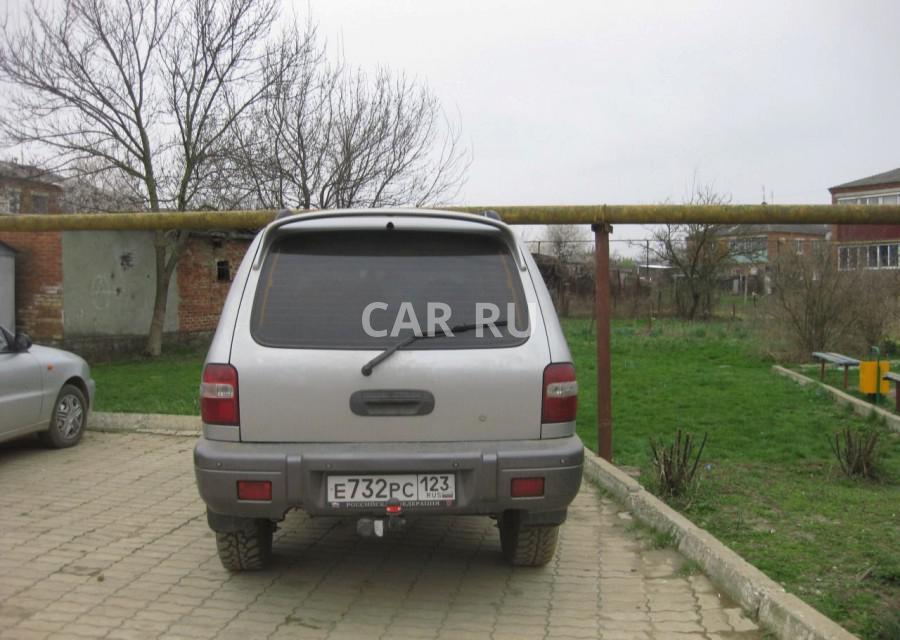 Kia Sportage, Ахтырский