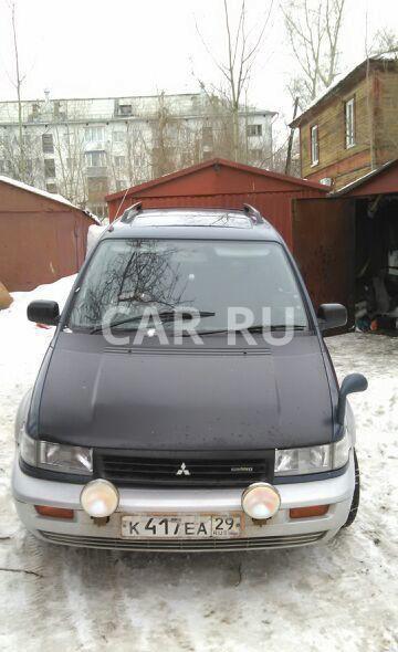 Mitsubishi RVR, Архангельск
