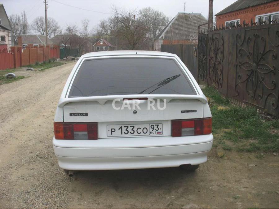 Lada 2114, Абинск