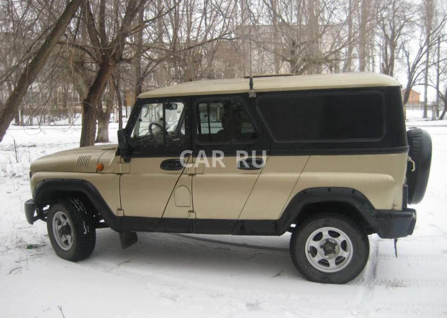 Уаз 3159, Ахтубинск