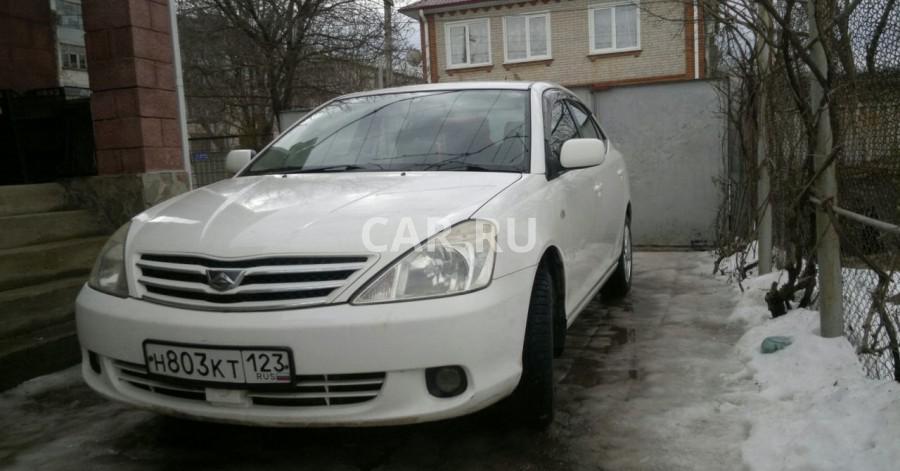 Toyota Allion, Ахтырский