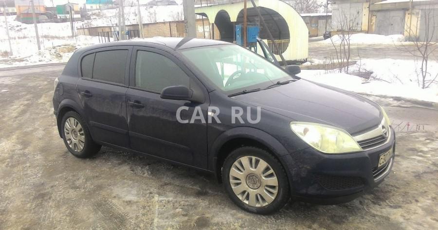 Opel Astra, Альметьевск