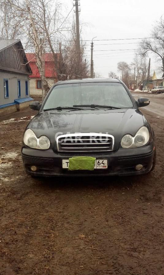 Hyundai Sonata, Аткарск