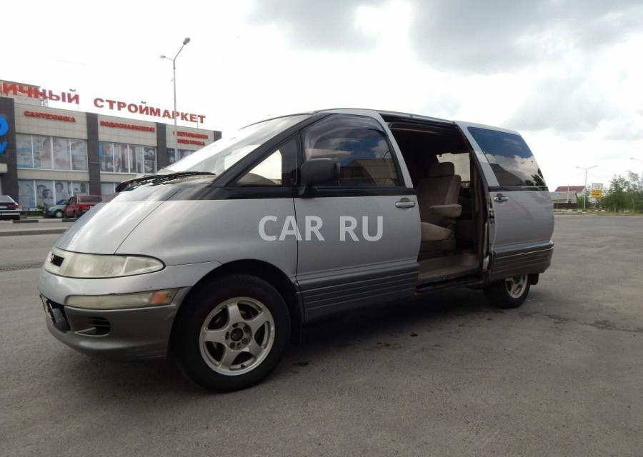 Toyota Estima, Белгород