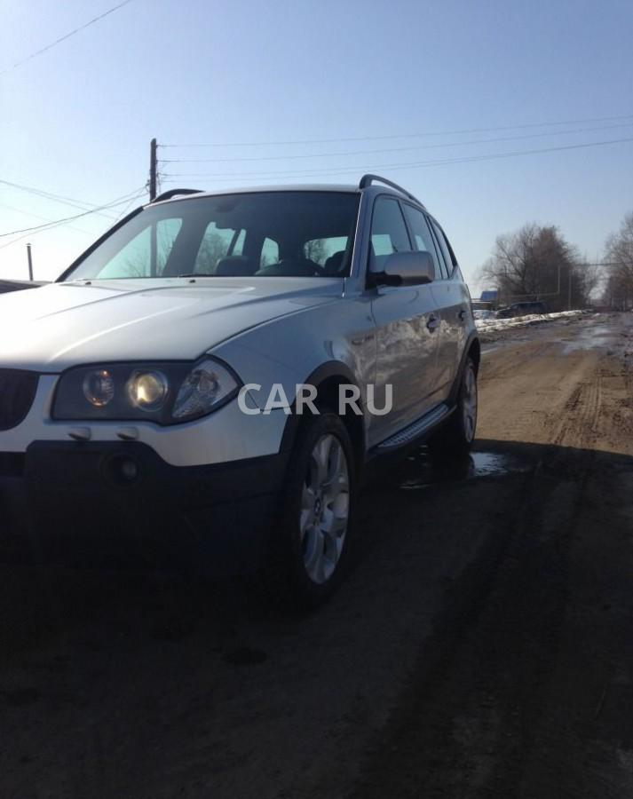BMW X3, Арзамас