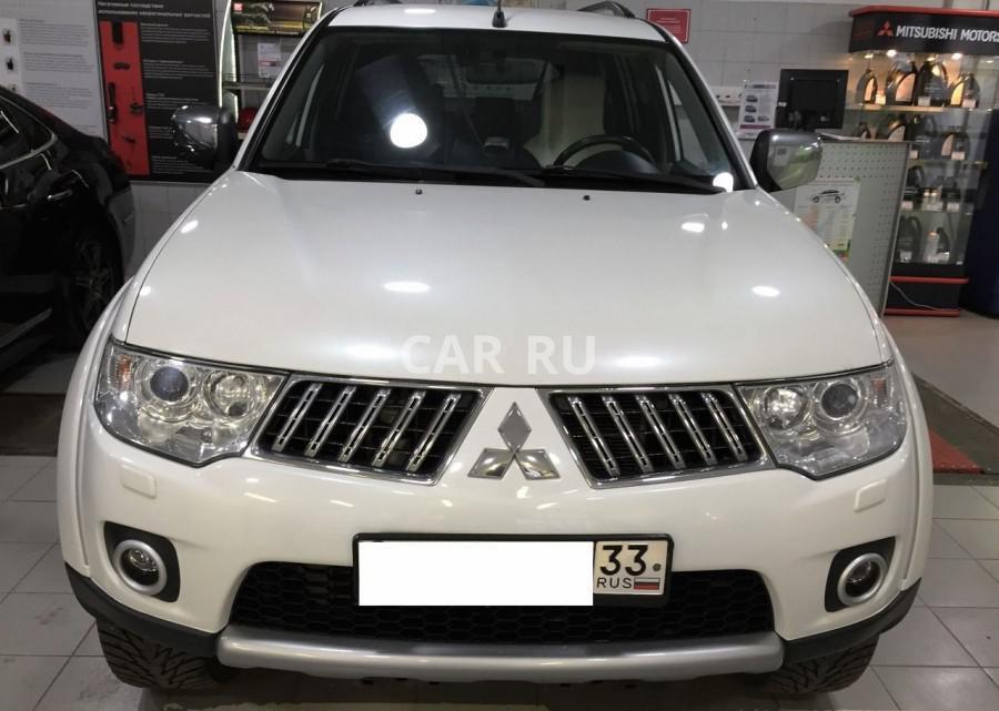 Mitsubishi Pajero Sport, Александров