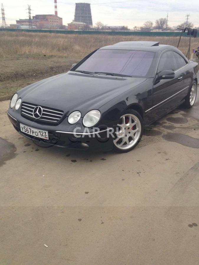 Mercedes CL-Class, Армавир